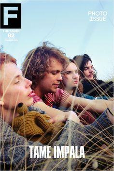 """Get this, 20"""" x 30"""", Tame Impala poster featuring the cover artwork of The FADER Issue 82. *Please note: order will be processed immediately upon receipt, we will not be able to cancel or change your"""