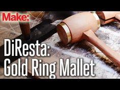 Diresta: Gold Ring Mallet - YouTube