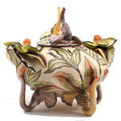Ardmore ceramics: Elephant Tureen
