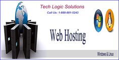Affordable #website #hosting plans and friendly control panels with no hidden charges for small businesses. For more info visit: http://www.techlogicsolutions.com/hosting/