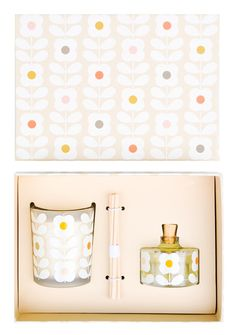Orla Kiely Candle & Diffuser Gift Set