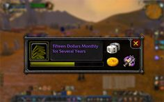 World of Warcraft! The occassional irrational thought of re-activating still comes around.