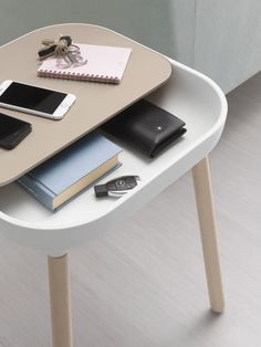 side table by Radice Orlandini design studio for Domitalia