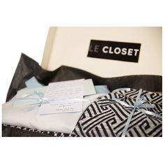 Le Closet, un dressing illimité pendant plusieurs mois    Noel de la French Tech   #frenchtech