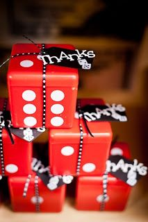 party style: lucky number seven :: casino party las vegas party, Casino Party Foods, Casino Party Decorations, Casino Theme Parties, Party Centerpieces, Party Themes, Party Ideas, Las Vegas Party, Vegas Theme, Casino Night Party