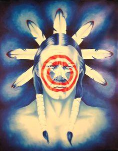 Robert Martinez. Come see his work at the 2012 Santa Fe Indian Market! #nativeamerican #nativeamericanart