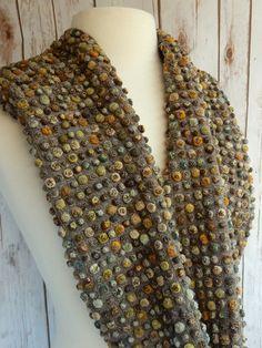 Biscuit pop lilliput scarf