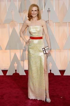 Oscar 2015:Nicole Kidman de Louis Vuitton