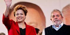 Desisten Rousseff y Lula de apertura olímpica