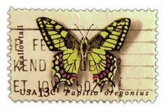 Shop Vintage Look Butterfly Stamp Postcard created by creativecard. Decoupage, Nostalgic Art, Wallpaper Stickers, Postage Stamp Art, Vintage Butterfly, Vintage Stamps, Collaborative Art, Stamp Collecting, Mail Art