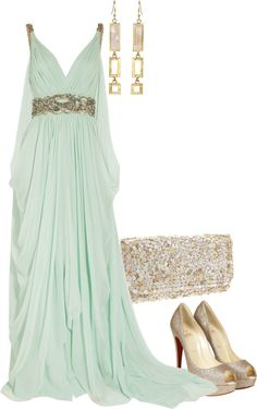 Red Carpet.., created by marwsay on Polyvore