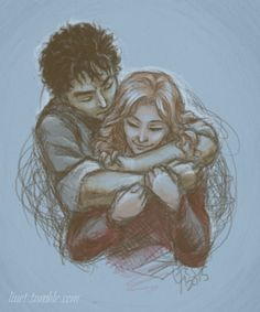 liuet:  Scarlet & Wolf ❤