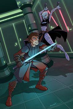 star wars: clone wars by *natelovett on deviantART