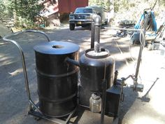 Power in the Apocalypse (How to Build a Wood-Gasifier): 6 Steps (with Pictures)