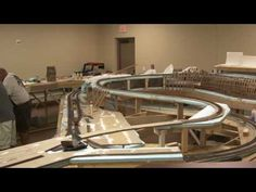 Sun City Model Rail Road Club - The New Layout