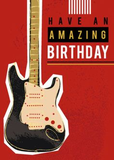happy birthday wishes quotes for friends, brother, sister, boss, wife and happy birthday wishes quotes with images for free to share. Happy Birthday Guitar, Happy Birthday Notes, Happpy Birthday, Happy Birthday Wishes For A Friend, Birthday Wishes And Images, Birthday Cheers, Birthday Card Sayings, Happy Birthday Funny, Happy Birthday Sister