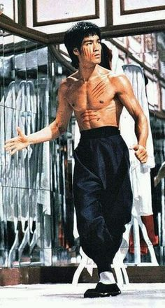 Happy birthday to the incomparable legend, Bruce Lee. He would've been 76 years old today.