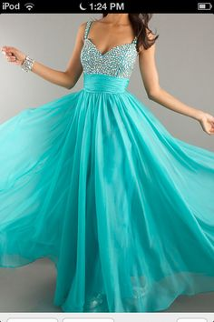 sweet 16 dress! In a different color maybe