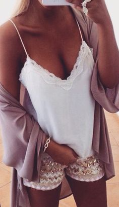 these shorts are the perfect amount of sparkle and gorgeous // pinterest @missrachynoel