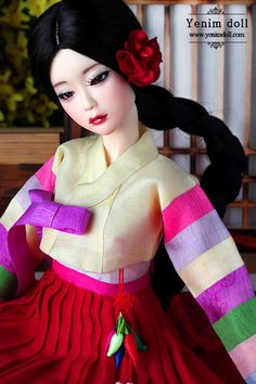 korea ball joint doll