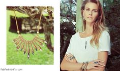 Estela Geromini Summer 2014 jewelry