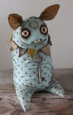 Key Guardian by Amanda Louise Spayd | Monsters & Misfits 3