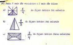 Você consegue fazer uma prova de matemática da 4ª série de 50 anos atrás?