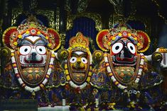 Jagannath Temple Puri, Lord Jagannath, Iskcon Vrindavan, Bhagavad Gita, Hare Krishna, King Of Kings, Powerful Quotes, Spiritual Awakening, Deities