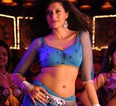 Heroine turned item girl, Hamsa Nandini is always known for her charms. But this beautiful lady has became