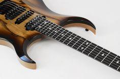 Chitarra elettrica di liuteria - Liuteria Arda Guitars