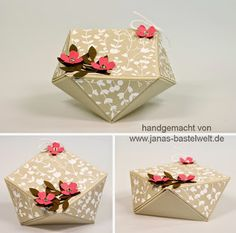 Janas Bastelwelt - Unabhängige Stampin' Up! Demonstratorin: Verpackung