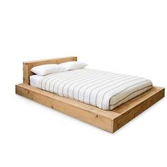 mark tuckey platform bed