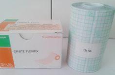 O Curativo Opsite Flexifix é um filme transparente adesivo, não estéril, complementado por suporte quadriculado, impregnado com etileno-bisoleamida (EBO), impermeável a água e bactérias, previnindo a contaminação externa sua permeabilidade aos vapores úmidos permite que a pele respire.
