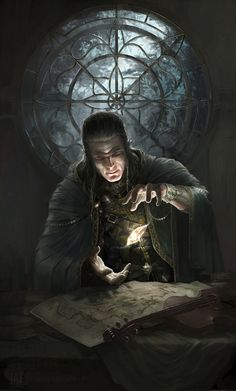 a collection of inspiration for settings, npcs, and pcs for my sci-fi and fantasy rpg games. hopefully you can find a little inspiration here, too. Fantasy Wizard, Fantasy Rpg, Medieval Fantasy, Dark Fantasy Art, Fantasy Artwork, Fantasy World, Dark Art, Dnd Wizard, Dungeons And Dragons Characters