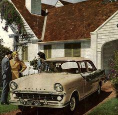 1960 Holden Special sedan FB