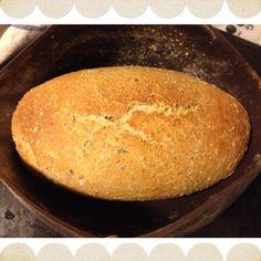 Il mio pane con lievito madre