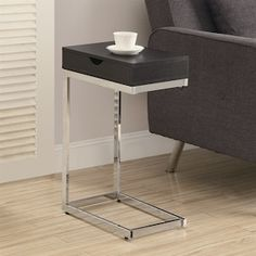 I 3 Accent Table with Drawer