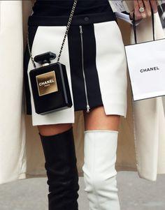 Chanel #streetstylebijoux, #streetsyle, #bijoux