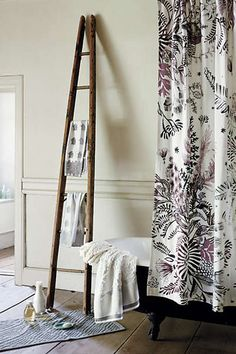 Anthropologie - Cornelis Shower Curtain