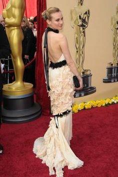 Diane Kruger - Golden Globes