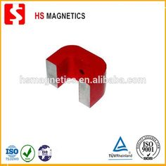 supply Brand HS magnetics of Alnico educational magnet