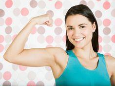 Si quieres brazos fuertes y tonificados, prueba con estos sencillos ejercicios #Salud
