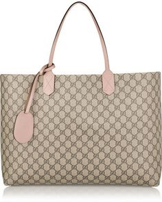 Gucci Turnaround large reversible leather tote