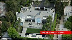 Simon Cowell's house