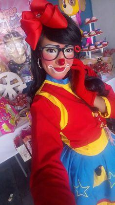 Clowning Around, Clowns, Ronald Mcdonald, Snow White, Disney Characters, Fictional Characters, Disney Princess, Lady, Girls