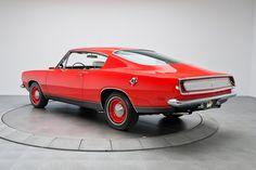 1969 Plymouth 'Cuda Orange