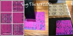 A fun & cost-effective way to infuse your home with new style is to design a rug with carpet tiles from Carpet Trends, Carpet Tiles, Home Decor Trends, Rug, Simple, Easy, Summer, Design, Summer Time