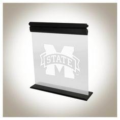 NCAA Mississippi State Bulldogs Acrylic Neon Led Light