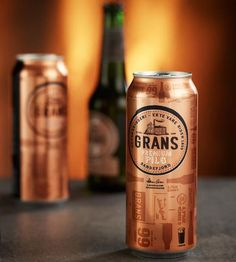 Beer Packaging Inspiration | #packaging #design