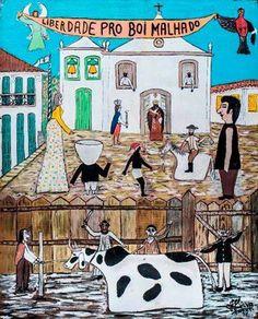 JOÃO JOSÉ DA SILVA Um artista paratiense  Com cerca de 25 telas, na Sala Dona Geralda, a exposição João José da Silva, um artista paratiense. Com curadoria de Lúcio Cruz e Renata Rosa, e montagem também deles e de Emanuel Gama.  A exposição fica em cartaz na Casa da Cultura de Paraty até 20 de julho.   #PousadaDoCareca #Paraty #CasaDaCultura #exposição #arte #cultura #turismo
